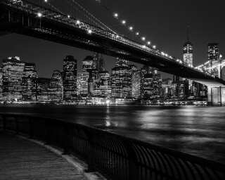 Fototapete «Brooklyn Bridge» DD102263