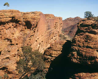 Fototapete «Kings Canyon» DD105553