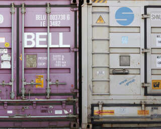 Fototapete «Container» DD106889