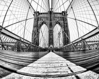 Fototapete «BrooklynBridge» DD107969