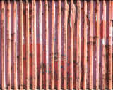 Fototapete «Container rot» DD101718