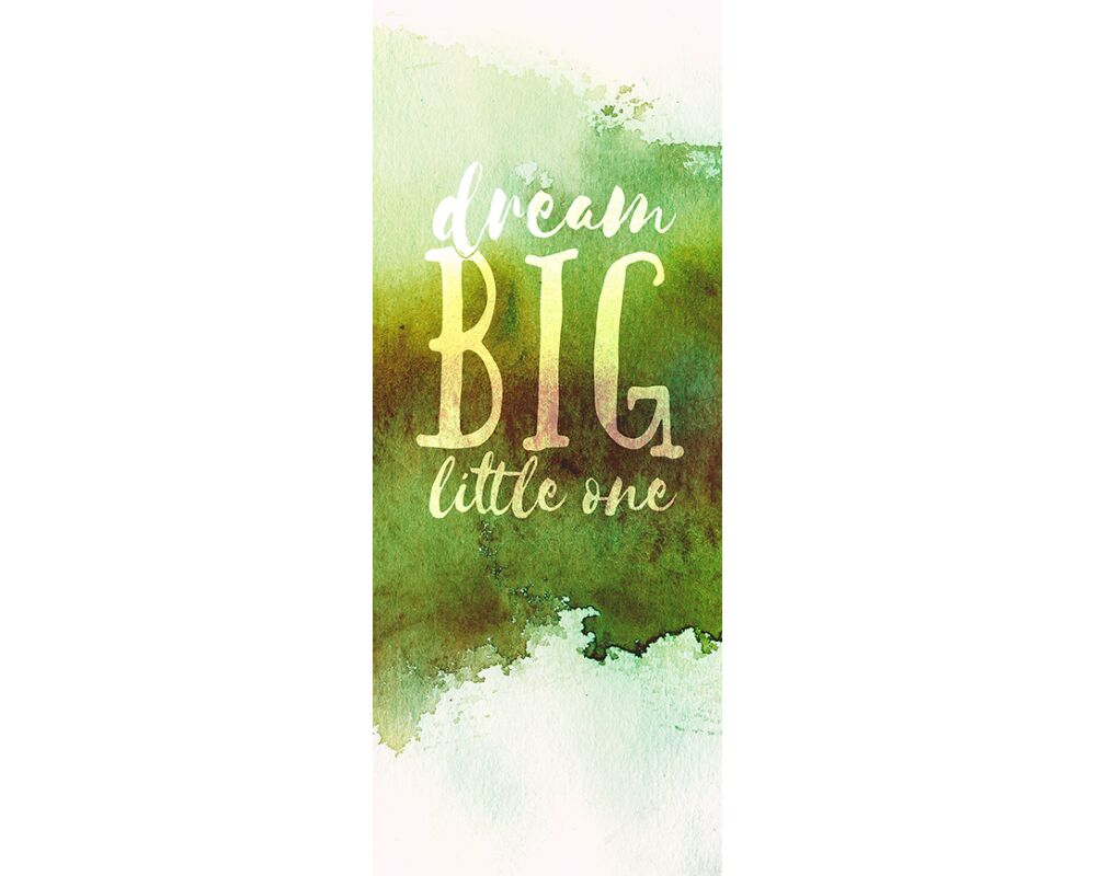 Dekopanel DreamBig green DD105063